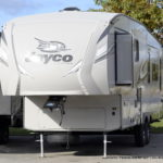 Jayco Eagle HT (Half Ton Towable) 28.5RSTS 5th Wheel